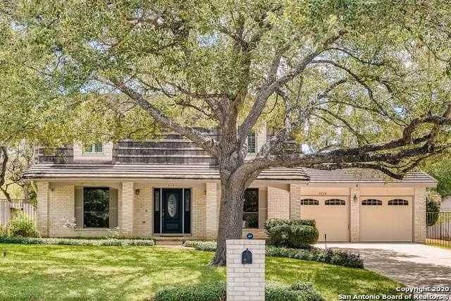 2130 Encino Loop, San Antonio, TX 78259 (MLS #1472145) :: The Real Estate Jesus Team