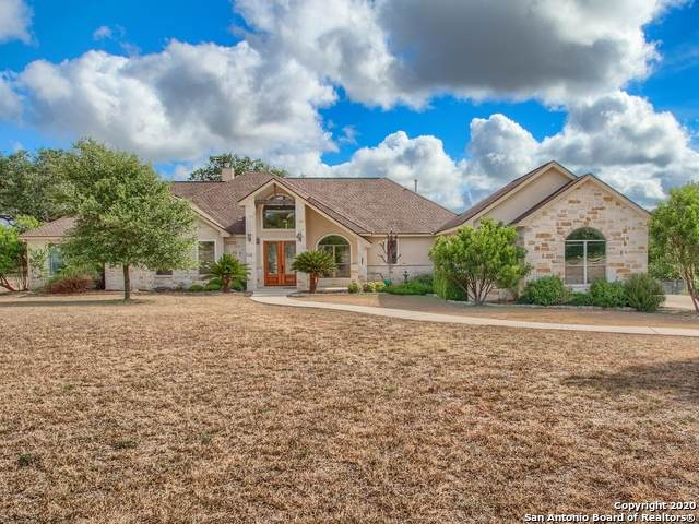 3023 Wild Valley Dr, Bulverde, TX 78163 (MLS #1472157) :: The Heyl Group at Keller Williams