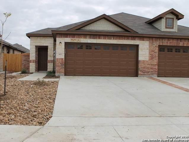 673 Creekside Circle, New Braunfels, TX 78130 (MLS #1472198) :: EXP Realty