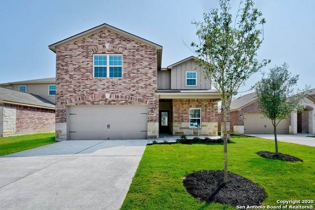 7802 Oxbow Way, San Antonio, TX 78254 (MLS #1472215) :: NewHomePrograms.com LLC