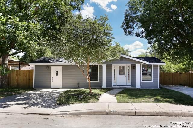 232 Victor St, San Antonio, TX 78209 (MLS #1472245) :: Reyes Signature Properties
