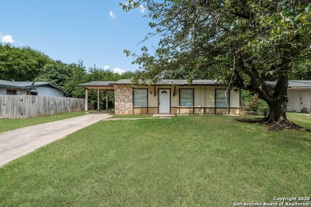 927 Crestfield St, San Antonio, TX 78227 (MLS #1472252) :: NewHomePrograms.com LLC
