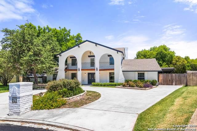 214 Chattington Ct, San Antonio, TX 78213 (MLS #1472316) :: 2Halls Property Team | Berkshire Hathaway HomeServices PenFed Realty