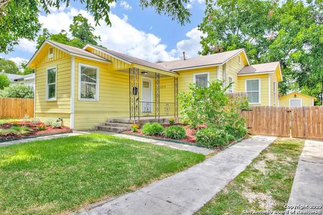 1323 W Elsmere Pl, San Antonio, TX 78201 (MLS #1472355) :: Alexis Weigand Real Estate Group