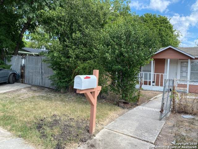 3127 San Fernando St, San Antonio, TX 78207 (MLS #1472371) :: Alexis Weigand Real Estate Group