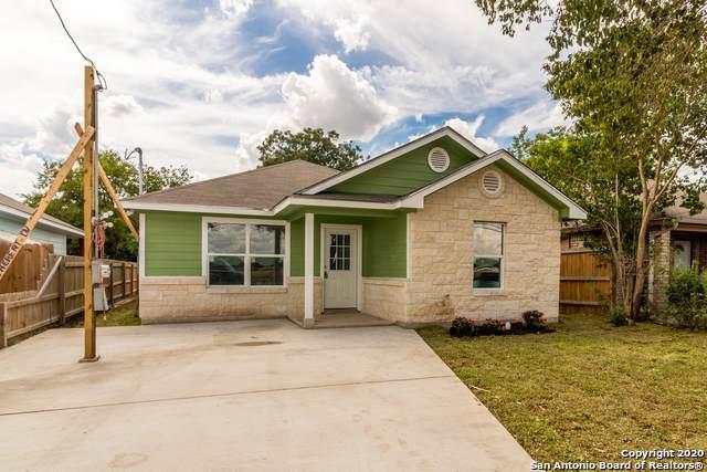 2115 Herbert Ln, San Antonio, TX 78227 (MLS #1472490) :: Alexis Weigand Real Estate Group