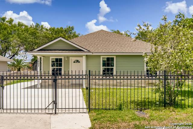 1607 Santa Rita, San Antonio, TX 78214 (MLS #1472501) :: 2Halls Property Team | Berkshire Hathaway HomeServices PenFed Realty