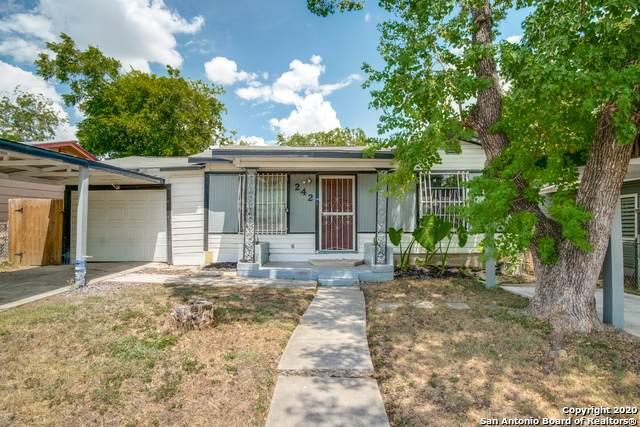 242 Rosabell St, San Antonio, TX 78228 (MLS #1472551) :: Alexis Weigand Real Estate Group
