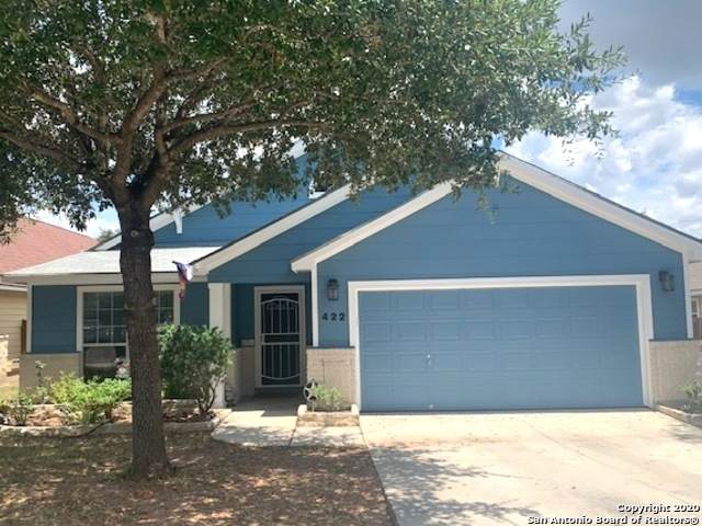 422 Cattle Ranch Dr, San Antonio, TX 78245 (#1472726) :: The Perry Henderson Group at Berkshire Hathaway Texas Realty