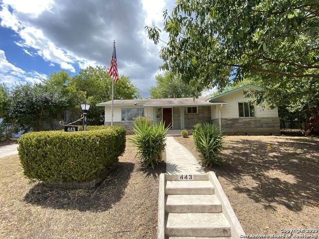 443 Concord Pl, San Antonio, TX 78201 (MLS #1472844) :: The Heyl Group at Keller Williams