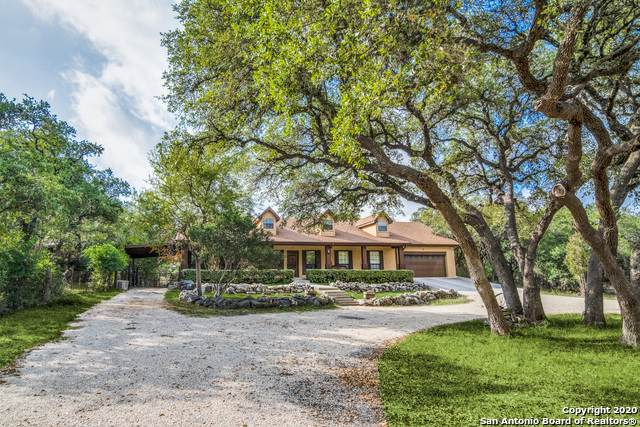 23316 S Breeze St, San Antonio, TX 78258 (MLS #1472876) :: Maverick