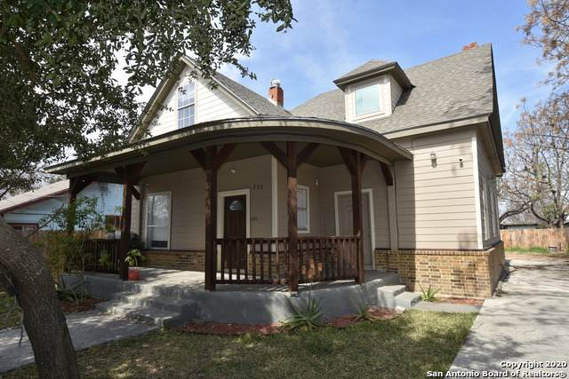 239 Belmont, San Antonio, TX 78202 (MLS #1472972) :: Concierge Realty of SA