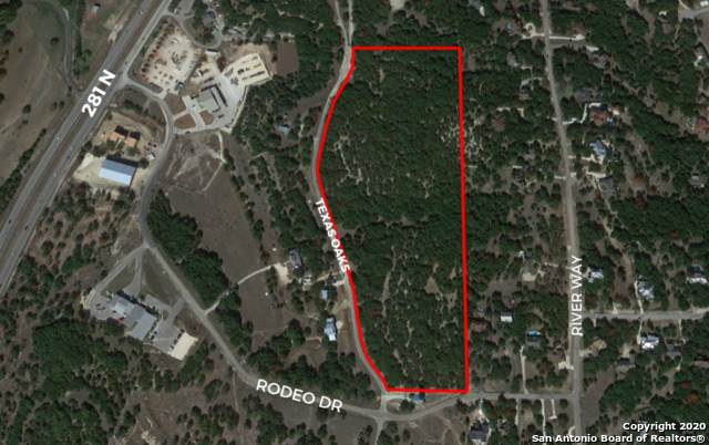 25.85 ACRES ON Texas Oaks, Spring Branch, TX 78070 (MLS #1473004) :: The Mullen Group | RE/MAX Access