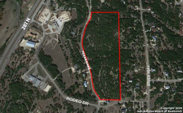 25.85 ACRES ON Texa Oaks, Spring Branch, TX 78070 (MLS #1473008) :: The Castillo Group