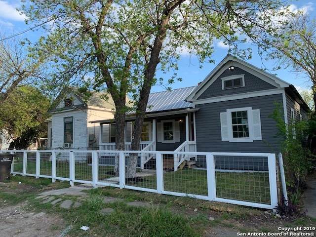 322 Indiana St, San Antonio, TX 78210 (MLS #1473033) :: 2Halls Property Team | Berkshire Hathaway HomeServices PenFed Realty