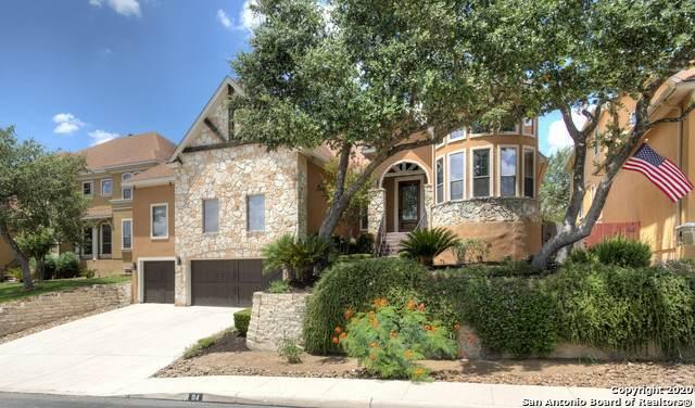 84 Michelangelo, San Antonio, TX 78258 (#1473050) :: The Perry Henderson Group at Berkshire Hathaway Texas Realty