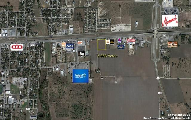 0 Highway 90, Hondo, TX 78861 (MLS #1473068) :: The Real Estate Jesus Team