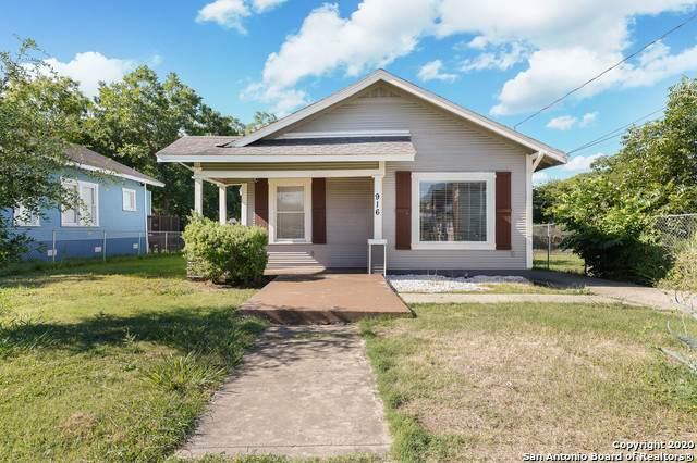 916 Iowa St, San Antonio, TX 78203 (MLS #1473199) :: 2Halls Property Team | Berkshire Hathaway HomeServices PenFed Realty