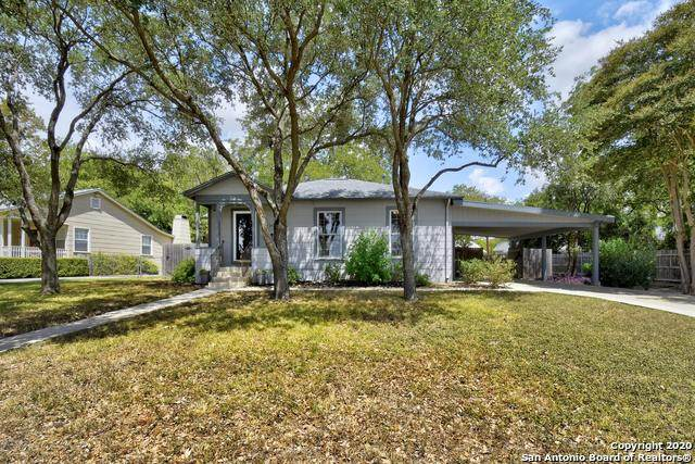 239 Chevy Chase Dr, San Antonio, TX 78209 (MLS #1473210) :: The Heyl Group at Keller Williams