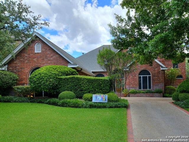 16214 Deer Crest, San Antonio, TX 78248 (#1473287) :: The Perry Henderson Group at Berkshire Hathaway Texas Realty