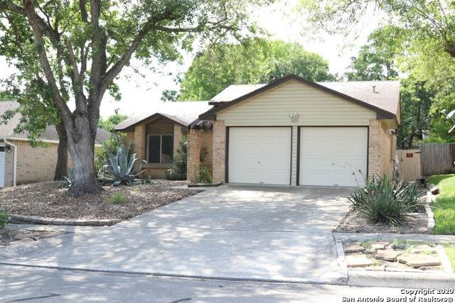 7809 Forest Ranch, Live Oak, TX 78233 (MLS #1473328) :: Santos and Sandberg