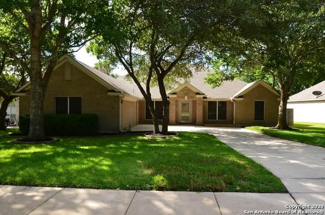 1616 Bench Trail, Schertz, TX 78154 (MLS #1473479) :: The Castillo Group