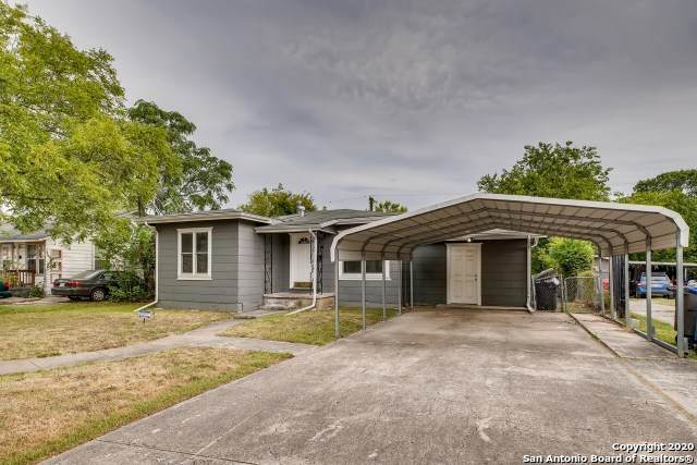 114 Overhill Dr, San Antonio, TX 78228 (MLS #1473487) :: The Mullen Group | RE/MAX Access