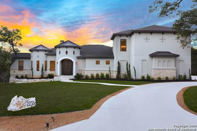 2233 Appellation, New Braunfels, TX 78132 (MLS #1473546) :: Reyes Signature Properties
