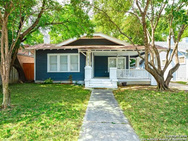 419 E French Pl, San Antonio, TX 78212 (MLS #1473565) :: Exquisite Properties, LLC