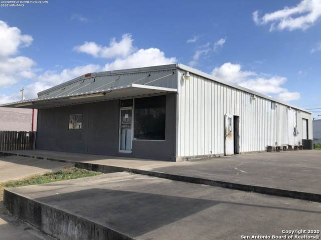 300 W Thornton, Three Rivers, TX 78071 (MLS #1473600) :: The Gradiz Group