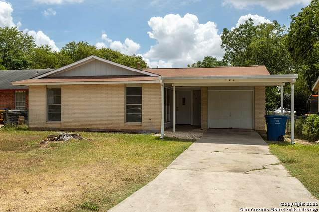 838 Yucca St, San Antonio, TX 78220 (MLS #1473678) :: The Glover Homes & Land Group