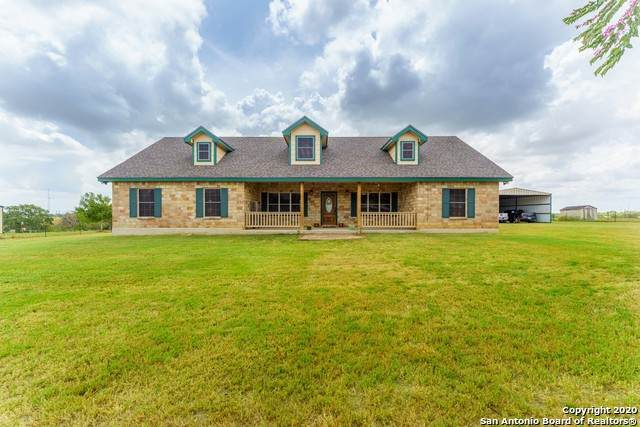 415 Holly Ln, Sutherland Springs, TX 78161 (MLS #1473694) :: The Lugo Group