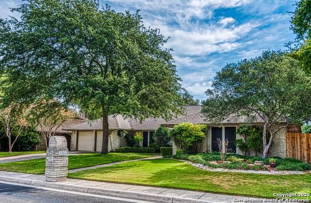 9206 Bent Elm Creek Ln, San Antonio, TX 78230 (MLS #1473733) :: The Heyl Group at Keller Williams