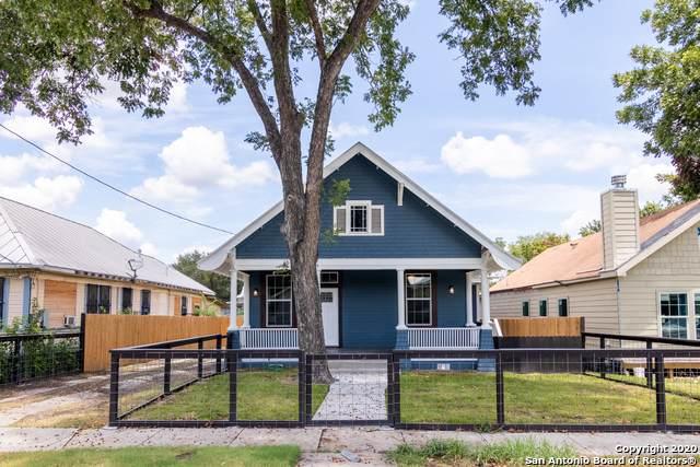 1207 Nolan St, San Antonio, TX 78202 (MLS #1473752) :: 2Halls Property Team | Berkshire Hathaway HomeServices PenFed Realty