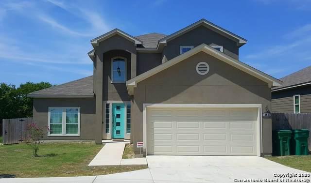 803 Toepperwein Rd, Converse, TX 78109 (MLS #1473780) :: The Heyl Group at Keller Williams