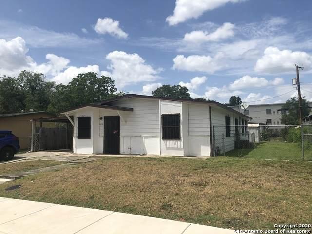4323 Stephanie St, San Antonio, TX 78237 (MLS #1473825) :: Alexis Weigand Real Estate Group