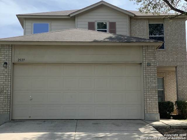 2527 Butterfly Bay, San Antonio, TX 78245 (#1473832) :: The Perry Henderson Group at Berkshire Hathaway Texas Realty