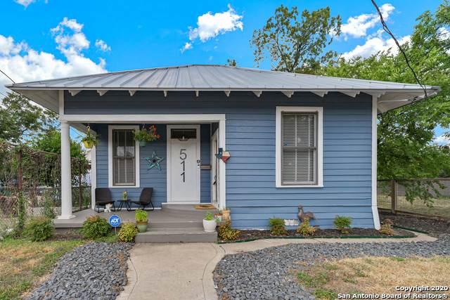 511 N Monumental, San Antonio, TX 78202 (MLS #1473838) :: Berkshire Hathaway HomeServices Don Johnson, REALTORS®