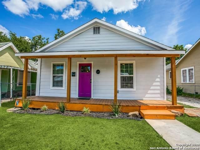 1031 Schley Ave, San Antonio, TX 78210 (MLS #1473935) :: 2Halls Property Team | Berkshire Hathaway HomeServices PenFed Realty