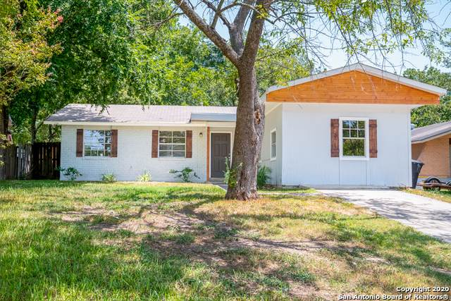 5666 Bienville Dr, San Antonio, TX 78233 (MLS #1473958) :: Concierge Realty of SA