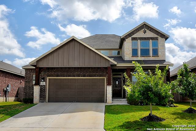 5323 Carriage Cape, San Antonio, TX 78261 (#1473980) :: The Perry Henderson Group at Berkshire Hathaway Texas Realty