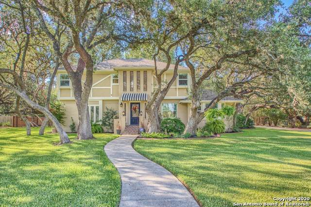 106 W Mossy Cup St, Shavano Park, TX 78231 (MLS #1474033) :: The Mullen Group | RE/MAX Access