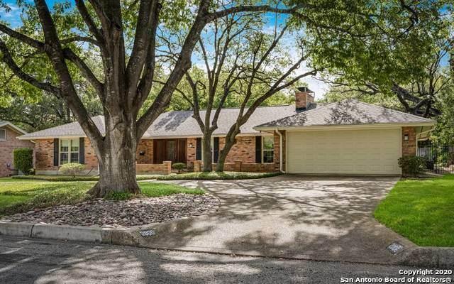 2006 Kenilworth Blvd, San Antonio, TX 78209 (MLS #1474053) :: Reyes Signature Properties