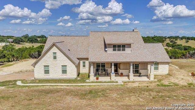 1615 Cool Water Ranch Rd, Fredericksburg, TX 78624 (#1474064) :: The Perry Henderson Group at Berkshire Hathaway Texas Realty