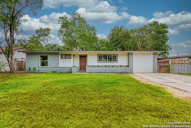 342 Covina Ave, San Antonio, TX 78218 (#1474073) :: The Perry Henderson Group at Berkshire Hathaway Texas Realty