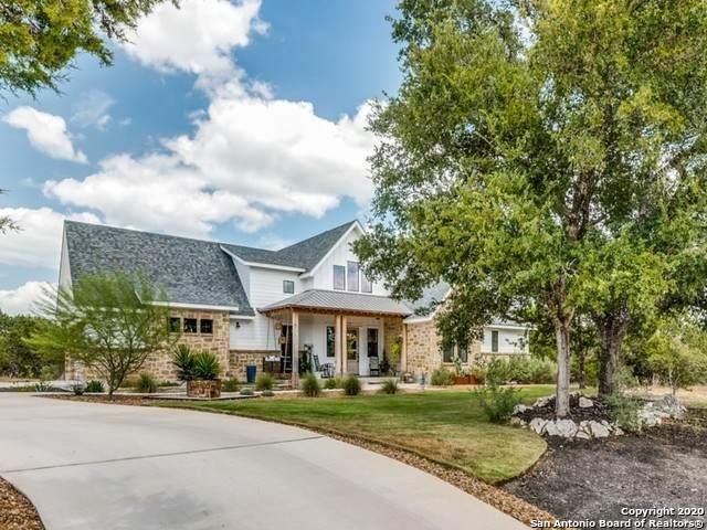 357 Warbler Dr, Spring Branch, TX 78070 (MLS #1474150) :: The Glover Homes & Land Group