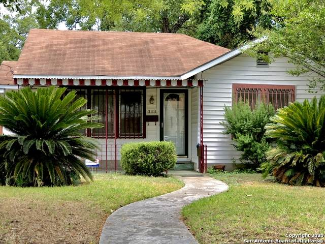343 E Young, San Antonio, TX 78214 (MLS #1474153) :: 2Halls Property Team | Berkshire Hathaway HomeServices PenFed Realty