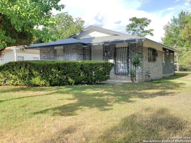 1822 Amberson Dr, San Antonio, TX 78220 (MLS #1474178) :: The Glover Homes & Land Group