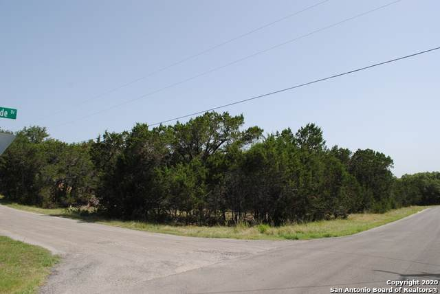 461, LOTS 1,2,3 W Overlook Dr, Canyon Lake, TX 78133 (MLS #1474180) :: The Real Estate Jesus Team
