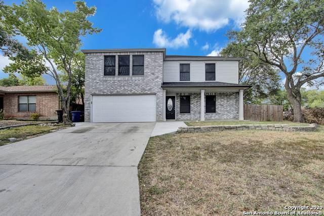 7619 Cascade Oak Dr, San Antonio, TX 78249 (MLS #1474190) :: NewHomePrograms.com LLC